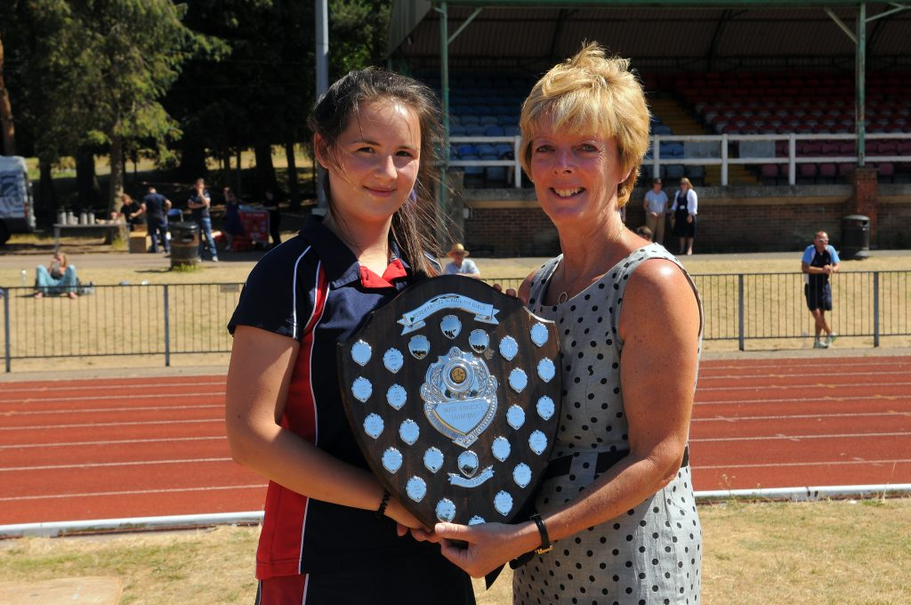 Berkhamsted Girls Sports Day with Liz Richardson - Extended Curriculum Week
