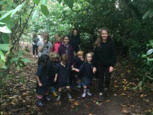 Stepping Stones bushcraft tour